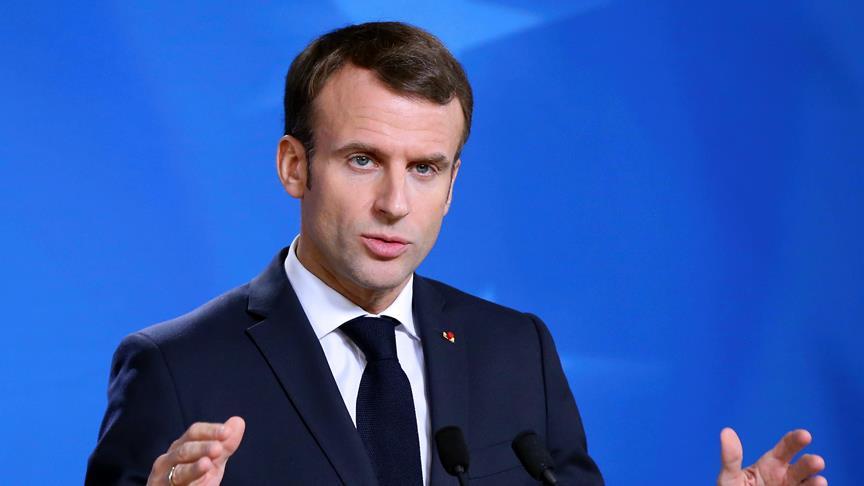 Dışilerinden Macron'a Libya cevabı: Akıl tutulmasıyla izah edilebilir