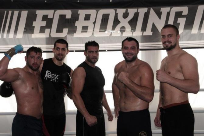 WBA Dünya şampiyonu Mahmoud Charr, Türk boks kulübü EC BOXING'e transfer oldu
