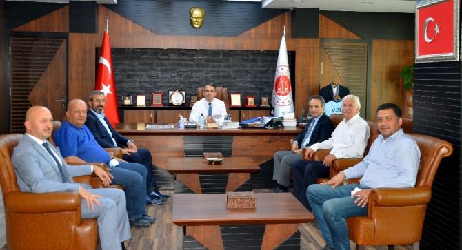 """Karslıoğlu: """"Sektöre operatörler kazandırdık"""""""