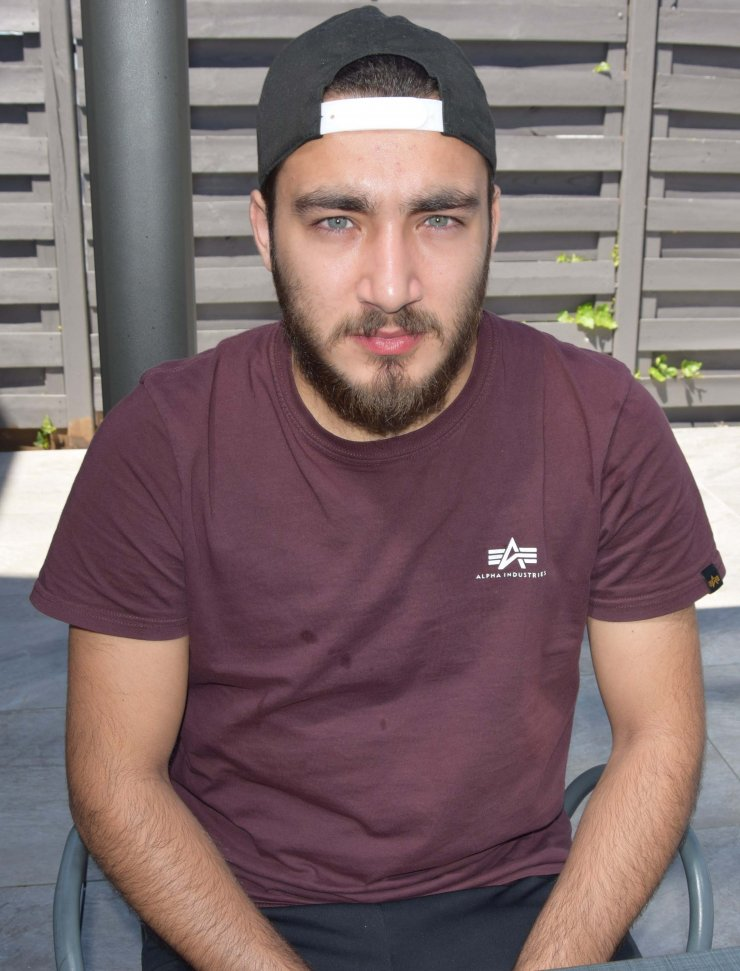 Almanya'da hatalı ameliyatla hayatı kararan Türk genci adalet bekliyor
