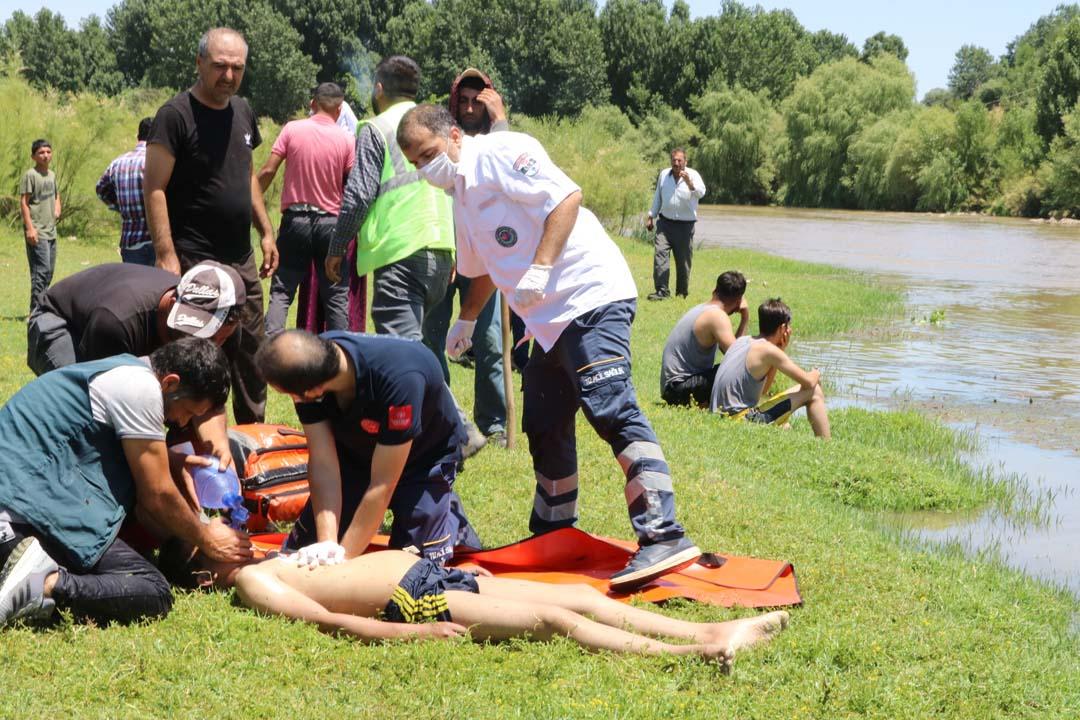 Diyarbakır'da korkunç olay! Koronavirüsten kaçmıştı, Dicle Nehri'nde boğuldu
