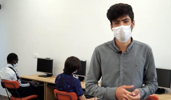 Yabancı öğrenciler salgın sürecinde Türkiye'de kalmayı tercih etti