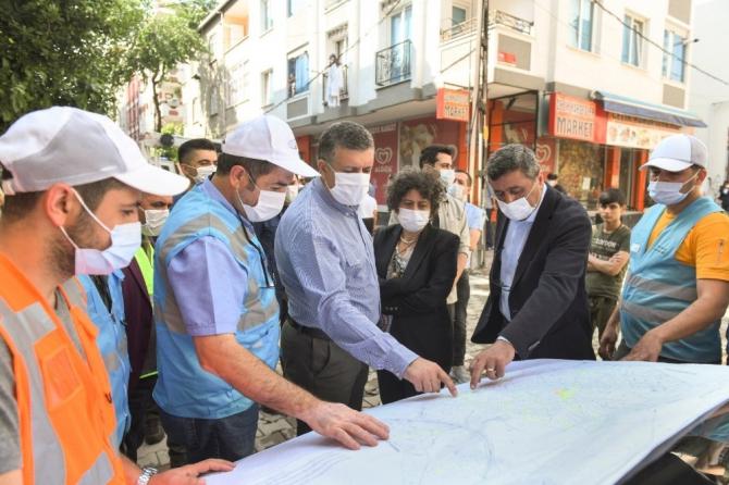 """Esenyurt Belediye Başkanı Bozkurt: """"300 bina selden etkilendi"""""""