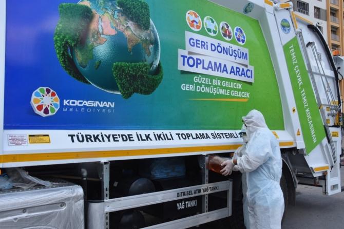 Kocasinan Belediyesi, 6 ayda 34 bin 629 ağaç kurtardı