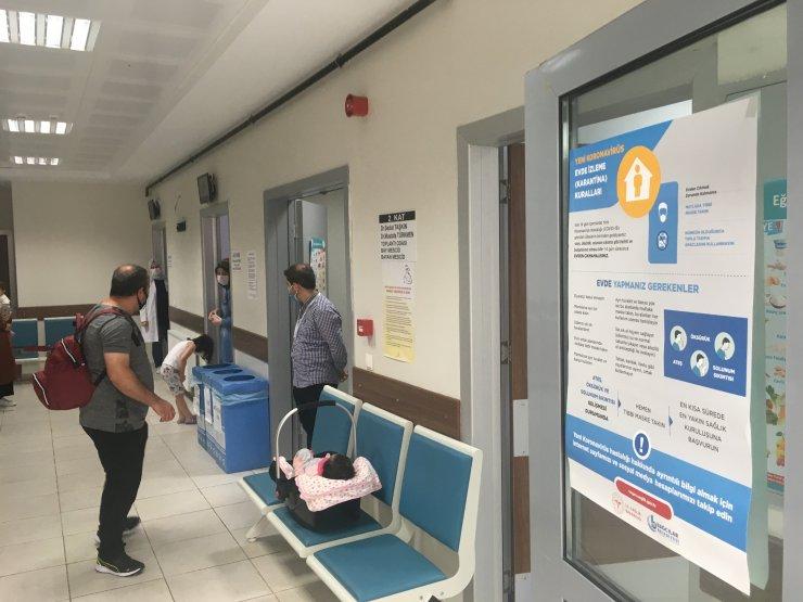 İstanbul'da pandemi döneminde aşılar kesintisiz yapıldı