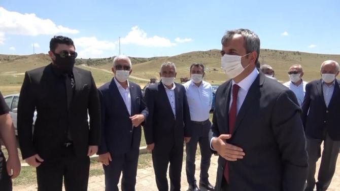Kırıkkale'de asfalt sezonu açıldı