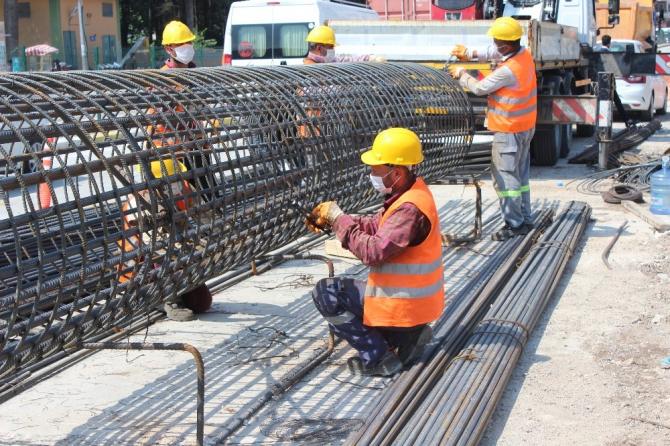 Karamürsel'e 39 milyon liralık yatırım Şubat ayında tamamlanacak