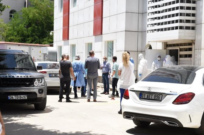 Covid-19 testi pozitif çıkan Başkan Bozdoğan'ın tomografi sonucu iyi
