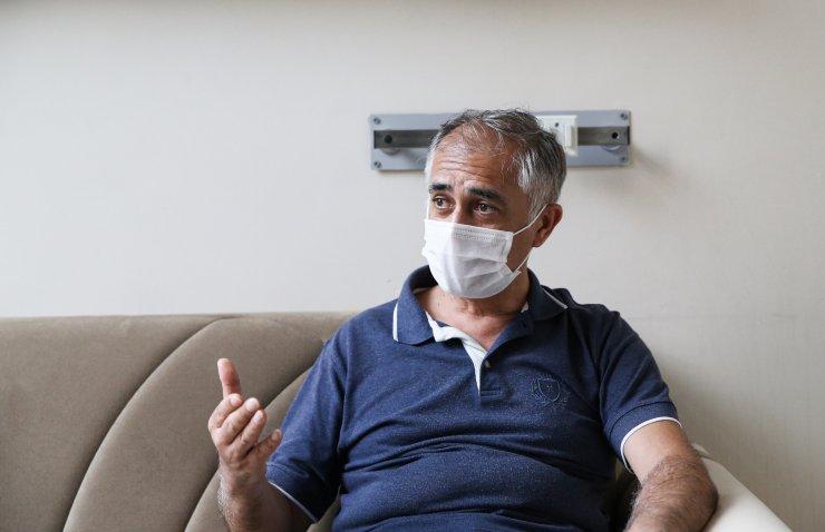 KOVİD-19 HASTALARI YAŞADIKLARINI ANLATIYOR - Ölümle burun buruna bir ay...