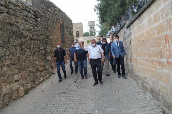 Midyat'ta tarihi sokaklar canlanacak
