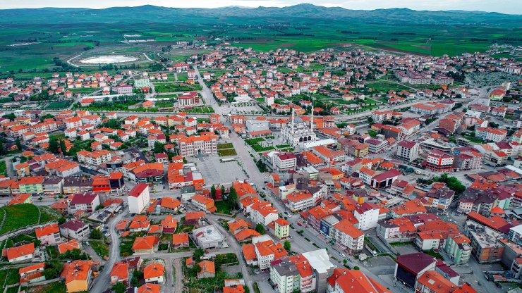 Sivas'ta Kovid-19 vakası artan Şarkışla ilçesinde giriş-çıkışlar kontrol altına alınacak