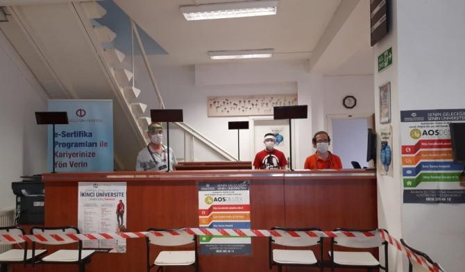 Anadolu Üniversitesi Açıköğretim sınavları için hazırlıklarını tamamladı