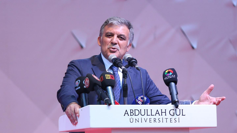 Abdullah Gül: Ekonomik göstergelerdeki durum kaygı vericidir