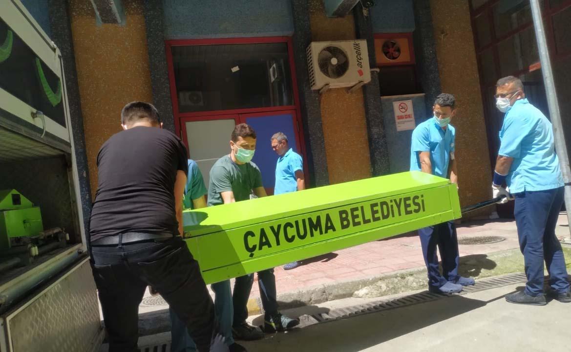 Zonguldak'ta dut ağacı budadıkları için kardeşini ve yeğenini öldürdü!