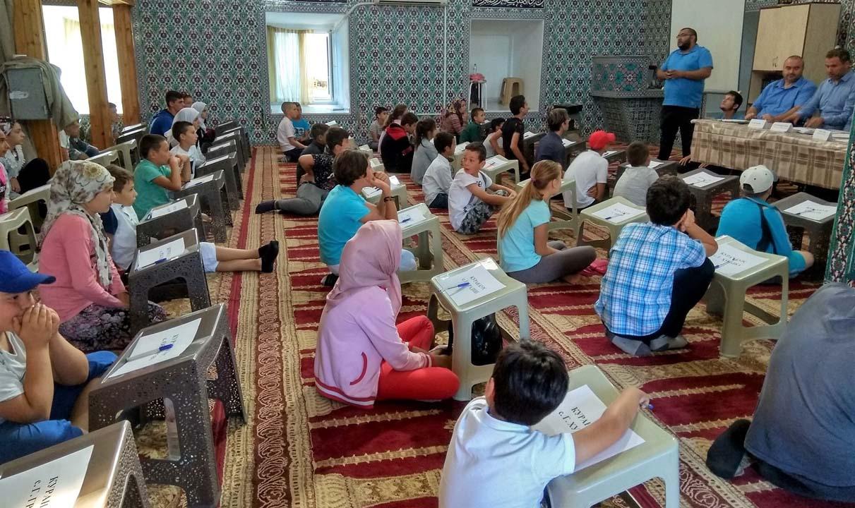 Diyanet açıkladı! 2020 yaz Kur'an kursları uzak eğitimle yapılacak
