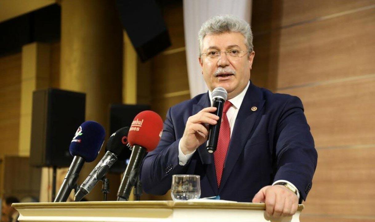 """AK Parti'li Akbaşoğlu'ndan açıklama! """"Tıbbi süreç başlatıldı"""""""
