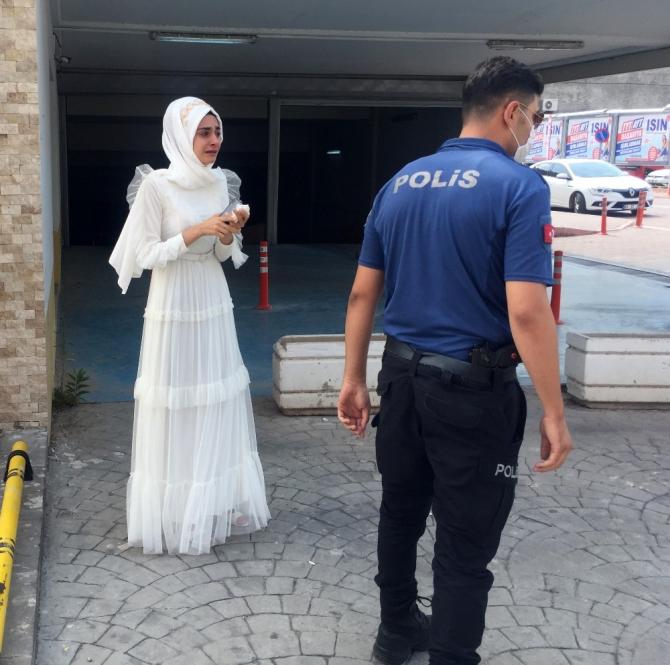 Nikahta polisi arayıp kurtulan genç kız evlendirilmeyecek