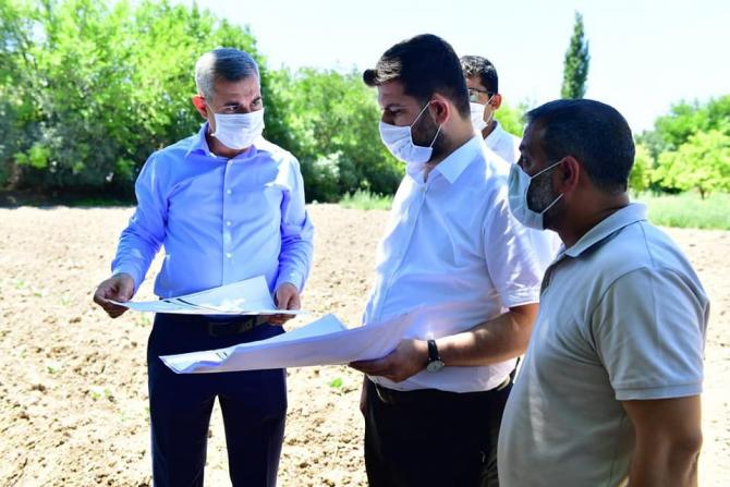 Yeşilyurt Belediyesi, Kaynarca'ya sosyal yaşam alanı kuruyor