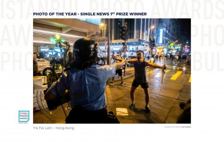 """""""Istanbul Photo Awards 2020"""" kazananları açıklandı"""