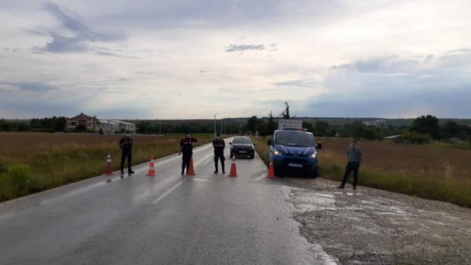 Korona vakasının 1 kişiye indiği mahallede karantina kaldırıldı