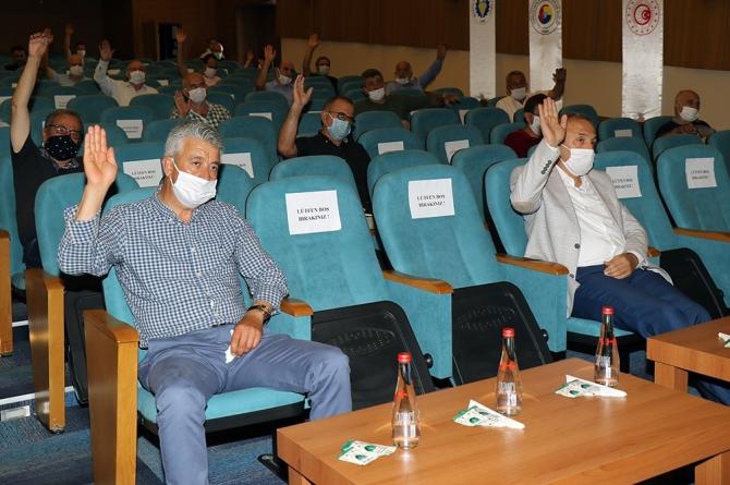Manisa TSO Haziran Ayı Meclis Toplantısı yapıldı