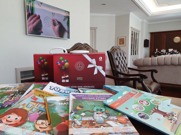 MEB birleştirilmiş sınıf uygulaması yapan okullar için 17 çalışma kitabı hazırladı