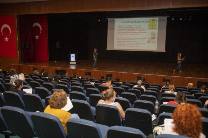 Mersin Büyükşehir Belediyesi, 121 kadını daha işe aldı