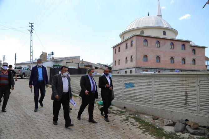 Başkan Sunar'dan Kırsal mahallelere çıkarma