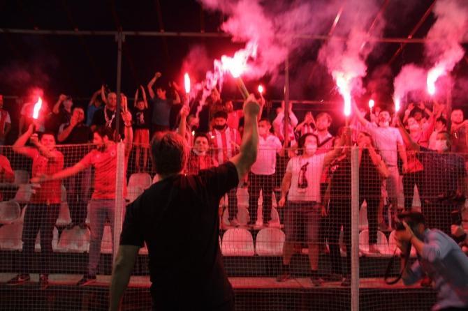 Samsunspor'un 55. kuruluş yıl dönümü kutlandı