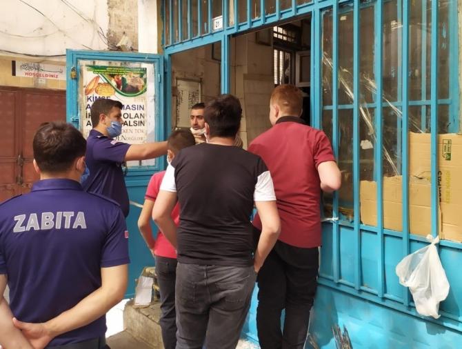 Şanlıurfa'da 23 bin kişiye 29 milyon lira ceza kesildi