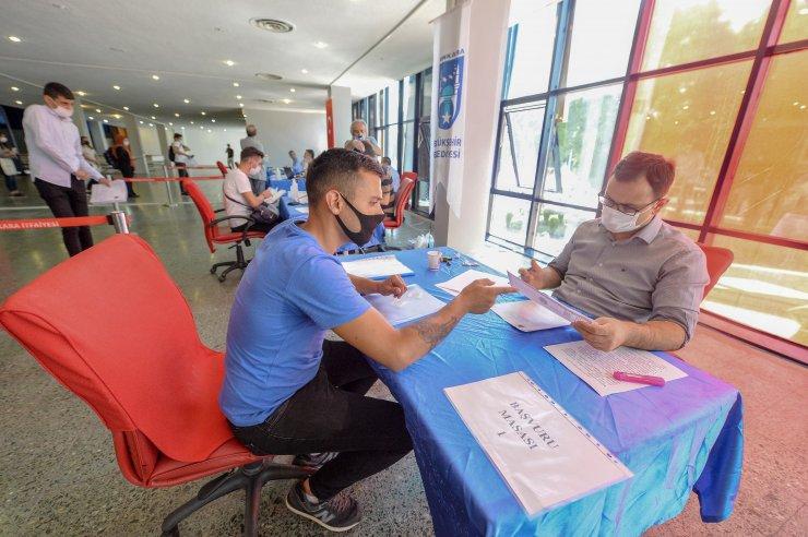 Ankara Büyükşehir Belediyesi itfaiye erliği mülakat başvuruları başladı