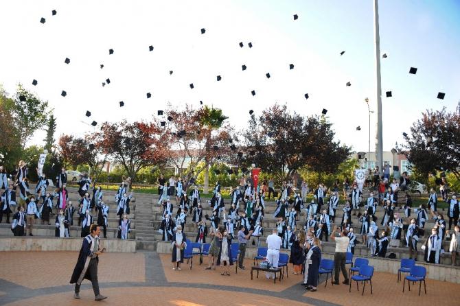 ADÜ Tıp Fakültesi yemin töreni gerçekleşti
