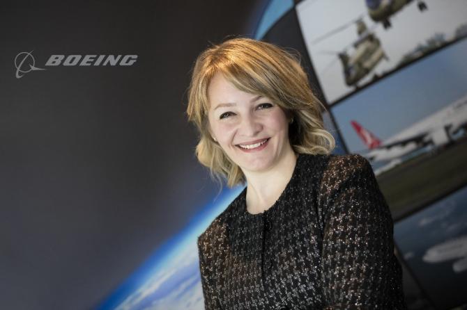 Boeing ve TUSAŞ Uluslararası Kadın Mühendisler Günü'nü kutladı