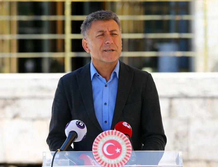 """CHP'li Sarıbal: """"Maraş, Çorum ve Sivas katliamının hesabı ne yazık ki sorulmadı"""""""