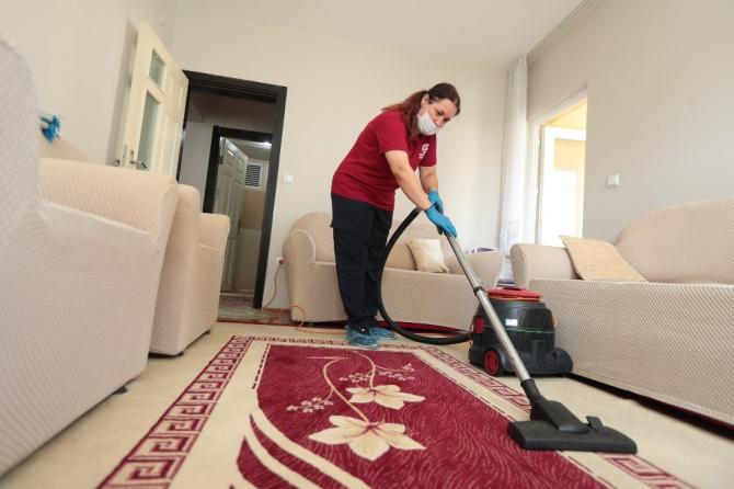 4 yılda ihtiyaç sahibi 20 bin vatandaşa evde hizmet verildi