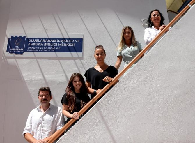 Kuşadası Belediyesi Haziran ayında üç projeye destek verdi