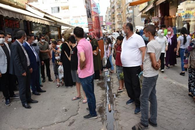 Başkan Beyoğlu vatandaşlarla buluştu