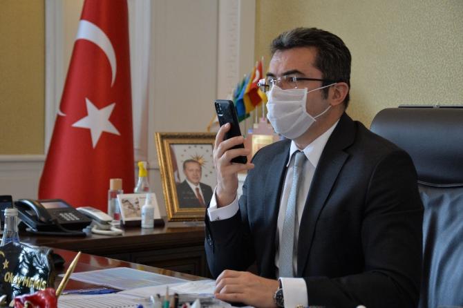 Vali Memiş, Ünlü Kasap Nusret Gökçe'den Erzurum'a restoran açmasını istedi