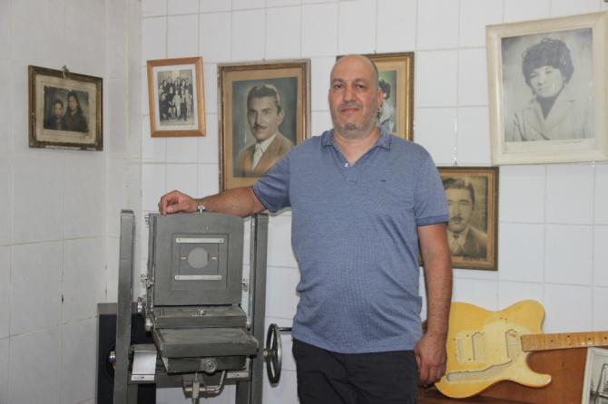 Kimsesiz fotoğrafların gönüllü sahibi