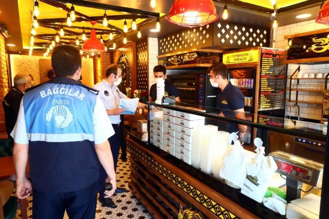 Bağcılar'da 6 bin iş yeri denetlendi 900'üne ceza kesildi
