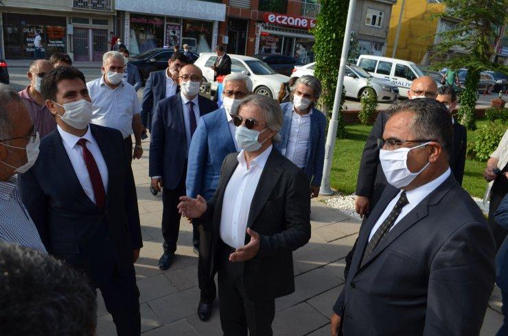 Kültür ve Turizm Bakan Yardımcısı Demircan Konya'da incelemelerde bulundu