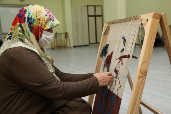 Nevşehir Belediyesinden kadınlara büyük destek