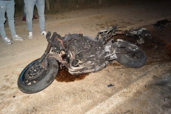 Bursa'da feci trafik kazası: Genç sporcu hayatını kaybetti