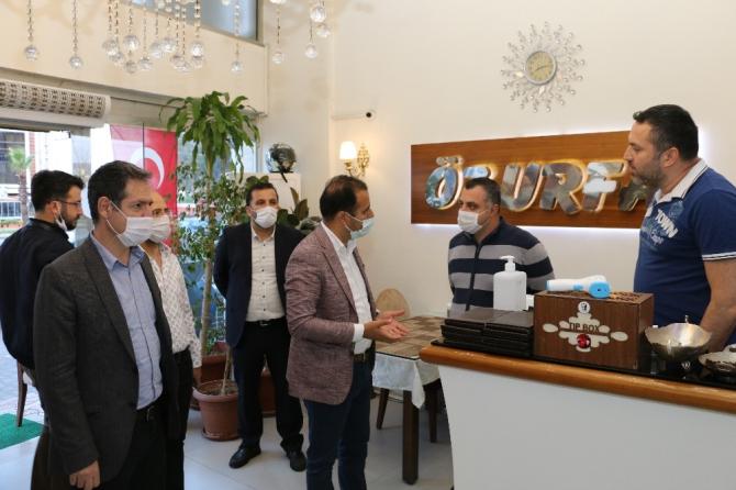 """TTO Başkanı Olgun'dan korona raporu: """"Çalışmalarımıza hiç ara vermedik"""""""