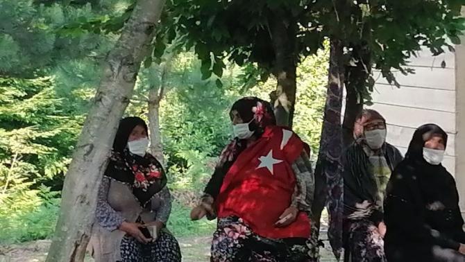 Karasu'da yapılması planlanan taş ocağına mahalleliden tepki