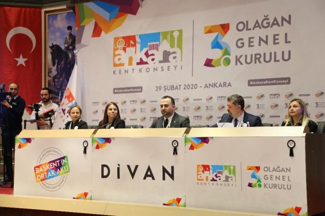 Ankara Kent Konseyi 1 yaşında