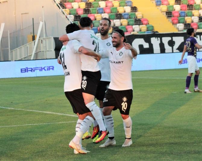 TFF 1. Lig: Altay: 3 - Osmanlıspor: 0