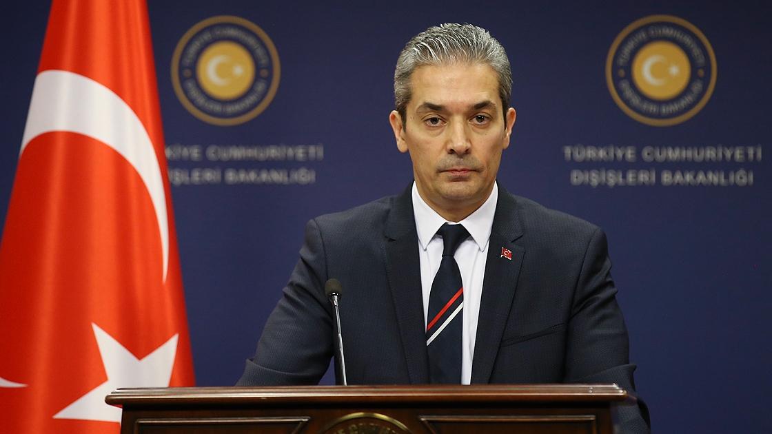 Türkiye'den AB'ye seyahat kısıtlaması tepkisi: Hayal kırıklığı duyuyoruz