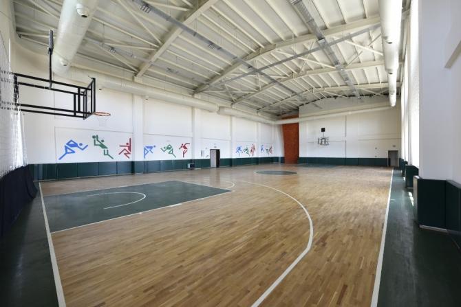 Yayalar Spor Kompleksi yakında hizmete giriyor