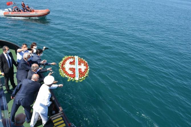 Kdz. Ereğli'de denizcilik ve kabotaj bayramı kutlandı